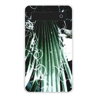 Plant Life Green Leaves Abstract Art Photography Power Bank