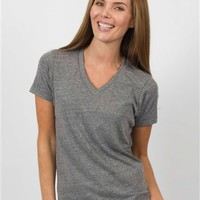 Premium Quality Womens The Perfect V - Womens Tees