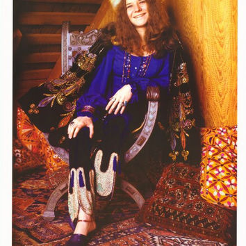 Joplin, Janis 27x40 Movie Poster (2002)