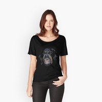 givenchy rottweiler logo by imanuel
