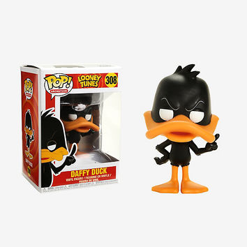 Funko Looney Tunes Pop! Animation Daffy Duck Vinyl Figure
