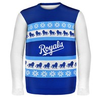 Kansas City Royals - One Too Many Ugly Christmas Sweater