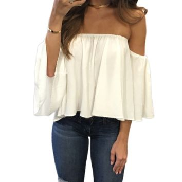 Dahlia Off The Shoulder Top