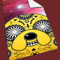 """Sugar Skull Adventure Time Kids Blanket Game Blanket All Character Popular Game, Cute and Awesome Blanket for your bedding, Blanket fleece """"NP"""""""