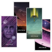Star Trek Movie Print - Star Trek III: Search For Spoc