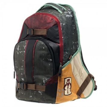 Star Wars Distressed Mandalorians Icon Backpack