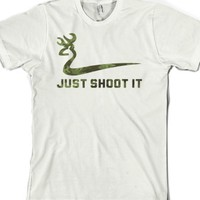 White T-Shirt | Cool Hunting Shirts