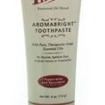 Young Living Thieves Aromabright Toothpaste - 4 Ounces