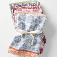 Nifty Napkins by Anthropologie in Multi Size: Set Of 6 Kitchen