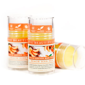 Peach Iced Tea - Lotion Bar
