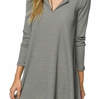 O'Neill Summit Stripe Knit Dress | Nordstrom