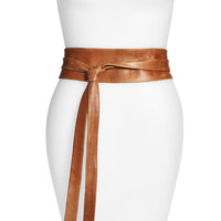 Ada Handmade Leather Wrap Belt