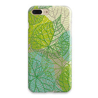 iPhone 6 Case Leaf Clear iPhone 7 Case Clear iPhone 7 Plus Case Clear iPhone 5 Case Clear Phone 6 Plus Case Gift For Her Birthday Gift