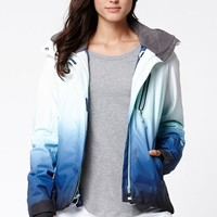 Roxy Jet Ski Premium Snow Jacket - Womens Sweaters - White - Medium