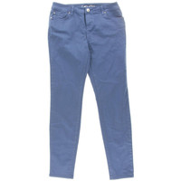INC Womens Denim Regular Fit Colored Skinny Jeans