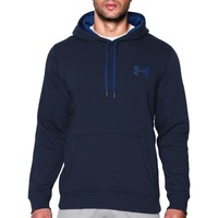 Under Armour Men's Rival Cotton Hoodie | DICK'S Sporting Goods