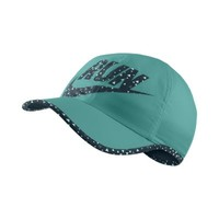 Nike Seasonal Featherlight Adjustable Hat - Turbo Green