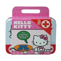 Hello Kitty 13-piece First Aid Kit (1 Pack)