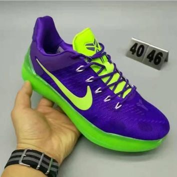NIKE KOBE A.D.EP Casual Sports Shoes Running Sport Shoes Purple