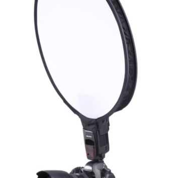"SCA30 12"" Speedlight Flash Diffusers + Carrying Bag"