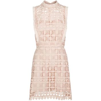 Sandro Manille Lace Dress | Harrods.com