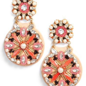 kate spade new york desert garden drop earrings | Nordstrom