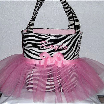 TUTU BAG        PDF Tutorial  Make this cute TuTu bag with these easy to follow instructions