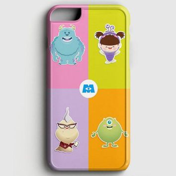 Monster Inc Cute Baby iPhone 7 Case