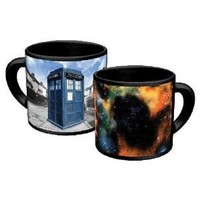 The Disappearing Tardis Mug