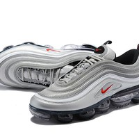 Nike Air VaporMax 97 Retro air cushion jogging shoes