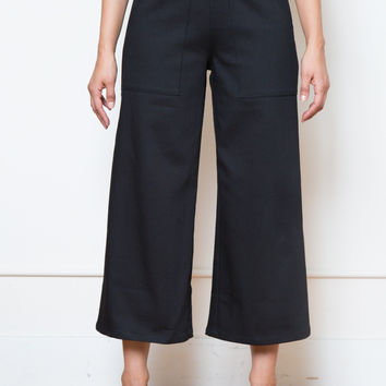 loup sabrina pant in black
