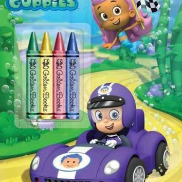 The Great Crayon Race (Nickelodeon Bubble Guppies)