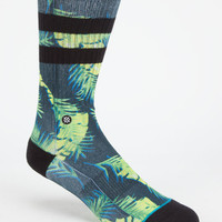 Stance Julius 2 Mens Athletic Socks Black One Size For Men 25865610001