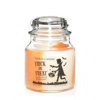 Trick Or Treat® Swirl® Candle : Medium Swirl® Jar Candles : Yankee Candle