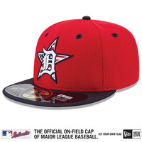 Detroit Tigers 2014 Authentic Collection Stars & Stripes Diamond Era 59FIFTY On-Field Game Cap - MLB.com Shop