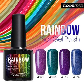 Fashion Neon Nail Gel Polish Long-lasting Gel