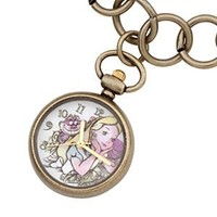 Alice in Wonderland Charm Bracelet Watch | Disney Store