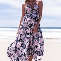 ISLA TWIST dress