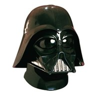 Star Wars Darth Vader Deluxe Adult Full Face Mask, Black, One Size