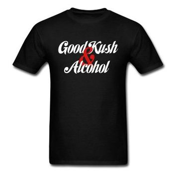 Good Kush and Alcohol T-Shirt | Spreadshirt | ID: 12105679