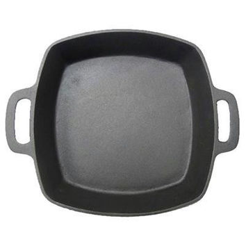 Square Cast Iron Griddle