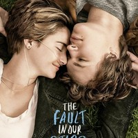 """The Fault in our Stars Movie Poster 18""""x27"""" - USA Version Shailene Woodley, Ansel Elgort, Laura Dern"""