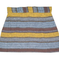 Indian Aztec Print Skirt