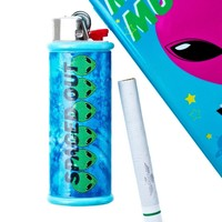 Spaced Out Bic Lighter Case