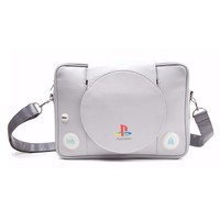 sony playstation 4 Sony Playstation Messenger Bag Shoulder Bag Console Shaped Official with Tag