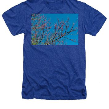 Tennessee Red Bud - Heathers T-Shirt