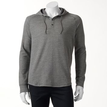 Marc Anthony Henley Hoodie