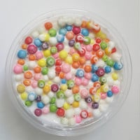 Fruit Loops Clicky Slime Scented