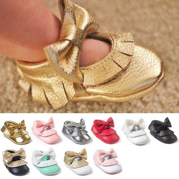 First Walkers Baby Shoes Latest 12 Color Soft Bottom
