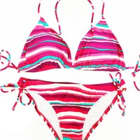 Triangle Bikini Set for Summer